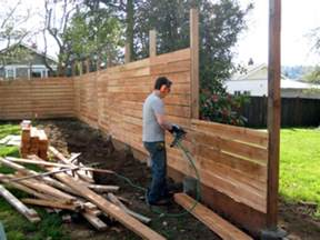 Diy Backyard Fence by Cheap Diy Privacy Fence Ideas 53 Wartaku Net