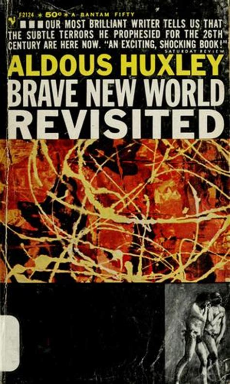 dystopian themes brave new world brave new world