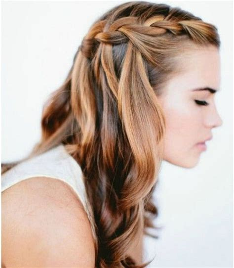 Easy Summer Hair Style by 13 Easy Summer Hairstyles Your Inner Mermaid Will