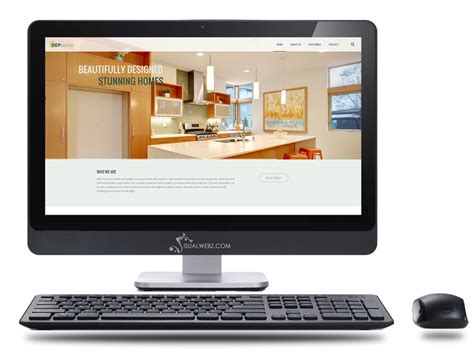 Home Construction Website Design by Home Construction Website Design Visualwebz 425
