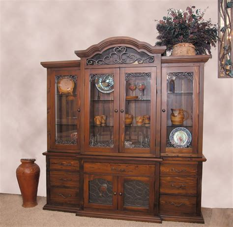 Hutch Display Cabinet by China Cabinets Custom Furniture Buffets Hutch Dining