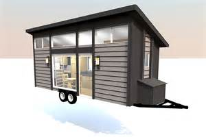 this tiny home on a trailer is styled after famous wisconsin vacation cottages the new escape