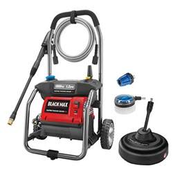 amazon black friday deal gift card black max 1 800 psi electric pressure washer 99