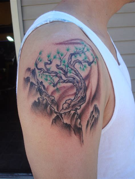 bodhi tree tattoo japanese tree tattoos