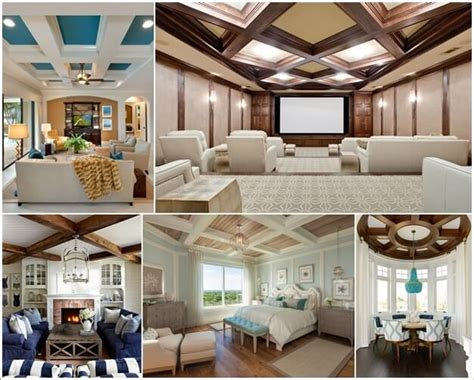 plaster ceiling designs coffered ceiling designs interior 10 amazing coffered ceiling ideas