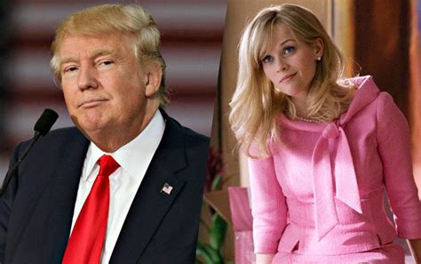 donald trump legally blonde 161 donald trump dio un discurso igual al de legalmente