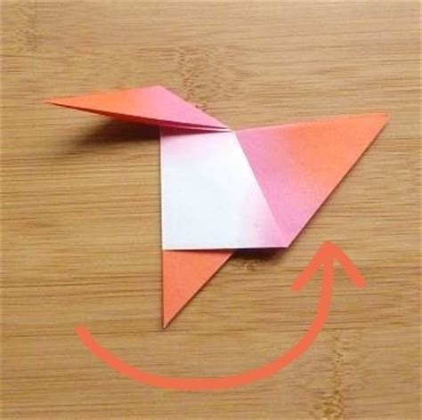 Origami Mockingjay - hunger mockingjay origami