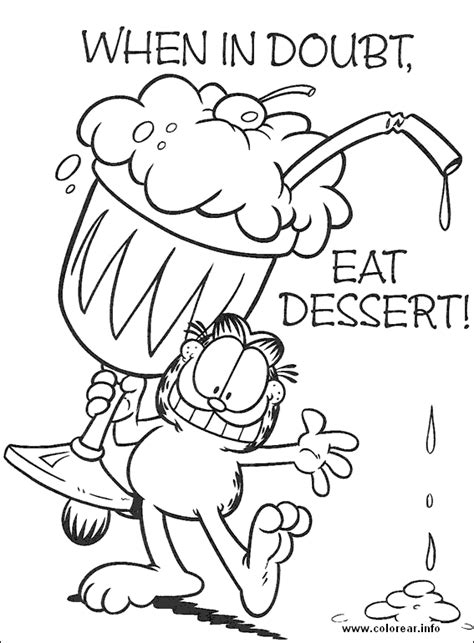 printable garfield bookmarks garfield 46 garfield printable coloring pages for kids