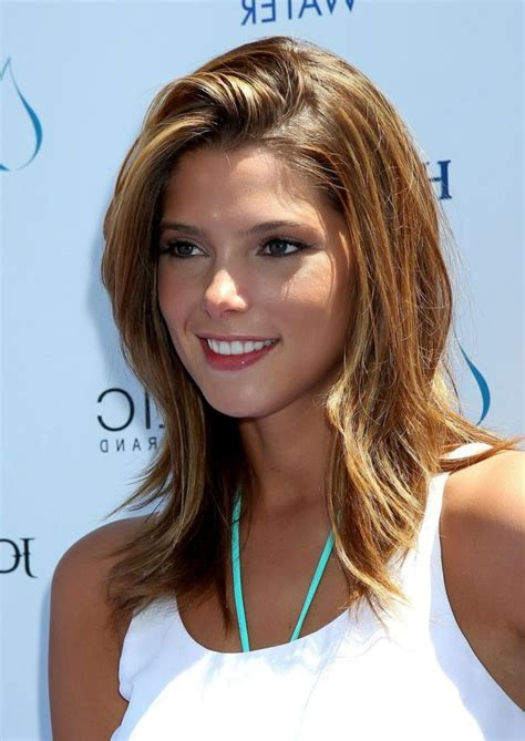 hairstyles for blonde and brown hair medium brown hair with highlights medium brown hair with