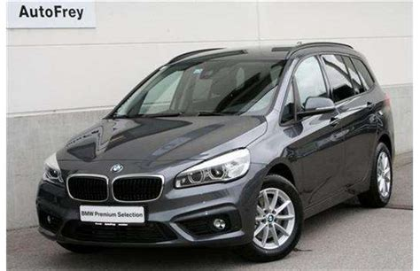 Bmw 2er Willhaben by Bmw 2er Reihe 218d Gran Tourer Advantage Aut Kombi 2015