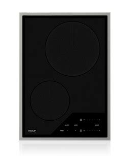 15 induction cooktop wolf 15 quot electric induction cooktop ci152tf s