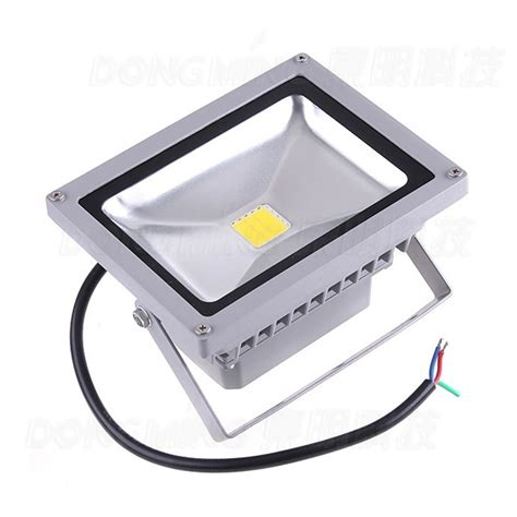 new 35pcs lot rgb dc 12 volt led flood light 10w best