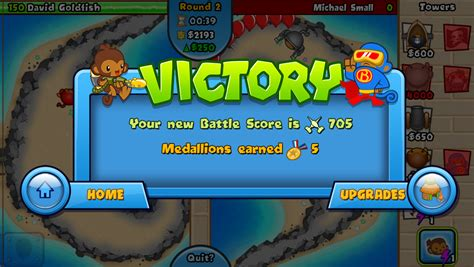 bloons td 4 apk bloons td battles 4 6 apk android strategy