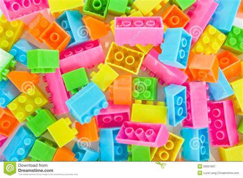 background  plastic brick toys stock image image
