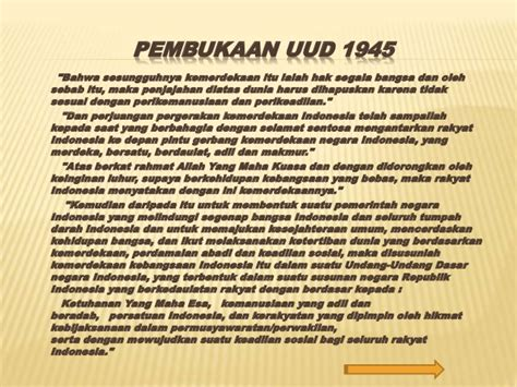teks pembukaan uud 1945 teks pembukaan uud 1945 teks proklamasi adhitya nugraha