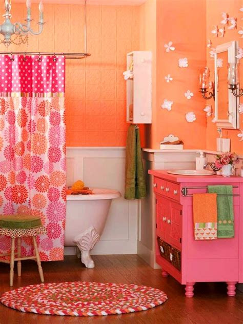 why does my shower curtain turn pink inspiring pink bathroom designs for you blogforall