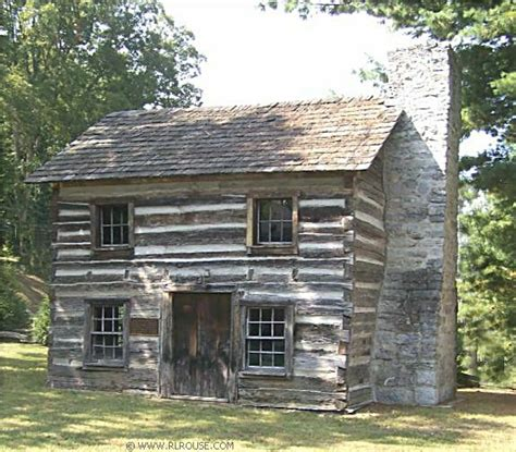 Colonial Cabins by Memorialsocialstudies Licensed For Non Commercial Use