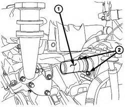 2004 Chrysler Pacifica Thermostat Replacement 2004 Chrysler Pacifica 3 5 All