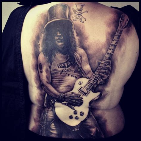 slash tattoo introducing benjamin laukis tattoos