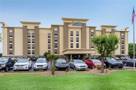 Comfort Inn Suites Airport In Little Rock Ar 501
