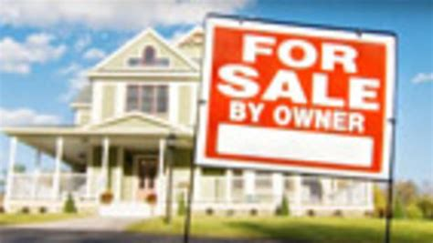 selling my house by owner for sale by owner sell your house without an agent cbs news
