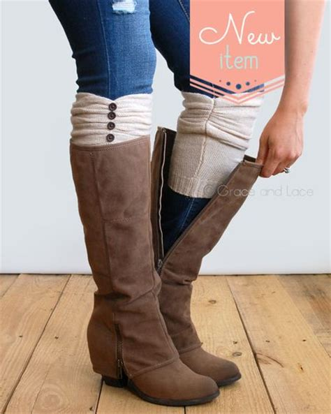 boot cuffs grace and lace and shark tank on