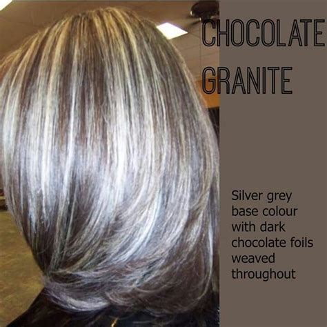 hair cut color under 75 00 chocolate granite hair styles pinterest granite