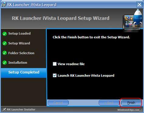rk launcher themes leopard rk launcher ivista leopardの使い方 インストール フリーソフトの活用