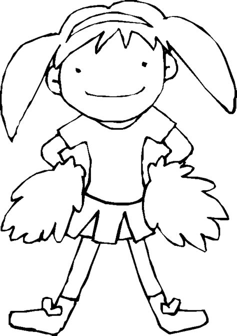 printable coloring pages cheerleaders free printable megaphone coloring sheets free