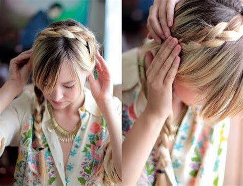 hairstyles school online school day hair 6 cute and easy hairstyles for your