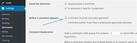 format artikel deskriptif pengaturan dasar wordpress sebelum website diluncurkan