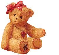 boneka teddy beruang teddy gif gambar animasi animasi