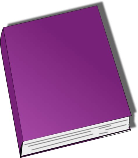 food in the color purple book clipart closed book clipart bay