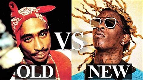 rap hip hop hip hop albums news and artists old school vs new school rap music comparison youtube