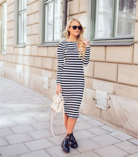 Stripi Dres Black striped ideas in 2015 stripes are no longer a