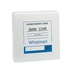 3004 917 Grade 4 Chr Cellulose Chromatography Paper Sheet 460x570mm whatman 3030 917 grade 3mm chr cellulose chromatography