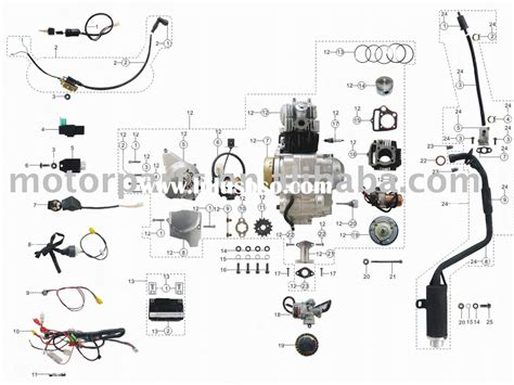 yamoto  atv wire diagram auto electrical wiring diagram