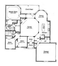 Home Plans With Open Floor Plans beautiful open floor plan