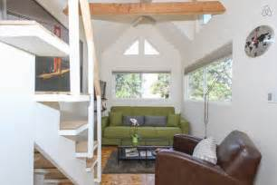 sofa bed rooms to go testing a tiny house on wheels in california video