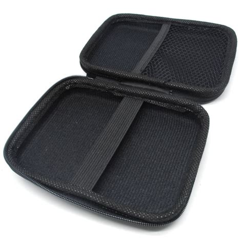 Shockproof Bag For External Hdd 25 Inch Hd402 shockproof pouch bag for external hdd 2 5 inch power bank black jakartanotebook