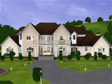 Modern Hous by Sims 3 Downloads Family House