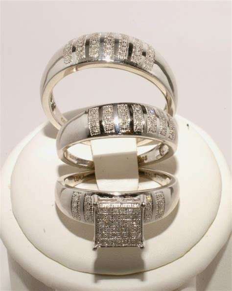 Cheap Wedding Rings by Cheap Wedding Rings Sets For Him And