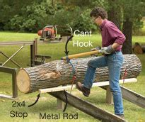backyard sawmills popular woodworking magazine