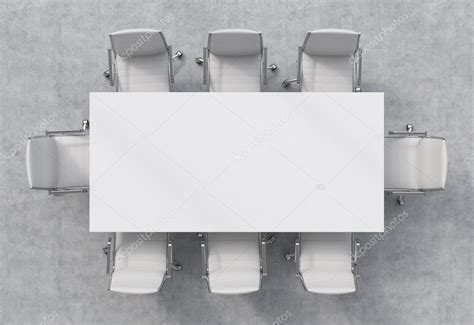 white table top view. Modren Table In White Table Top View