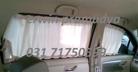 Garnis Pintu Isuzu accessories mobil surabaya 3m auto suzuki ertiga gorden