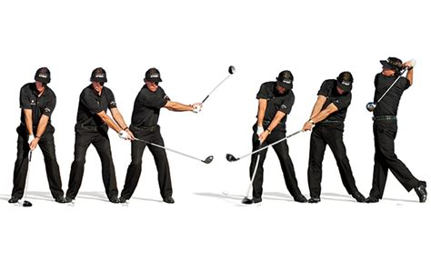 phil mickelson swing sequence phil mickelson swing sequence australian golf digest