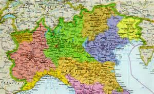 Risultati immagini per cartina nord italia
