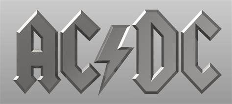 3d House Model ac dc logo 27522 3d model dwg cgtrader com