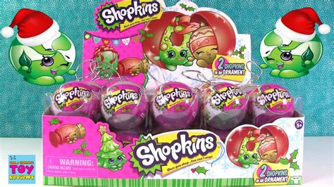 Shopkins Ornaments Blind Pack shopkins ornaments 2016 new characters blind bag