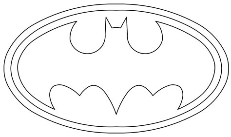 batman logo coloring pages printables free printable batman logo coloring pages coloring page